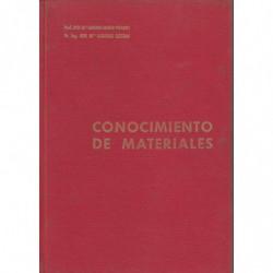 CONOCIMIENTOS DE MATERIALES