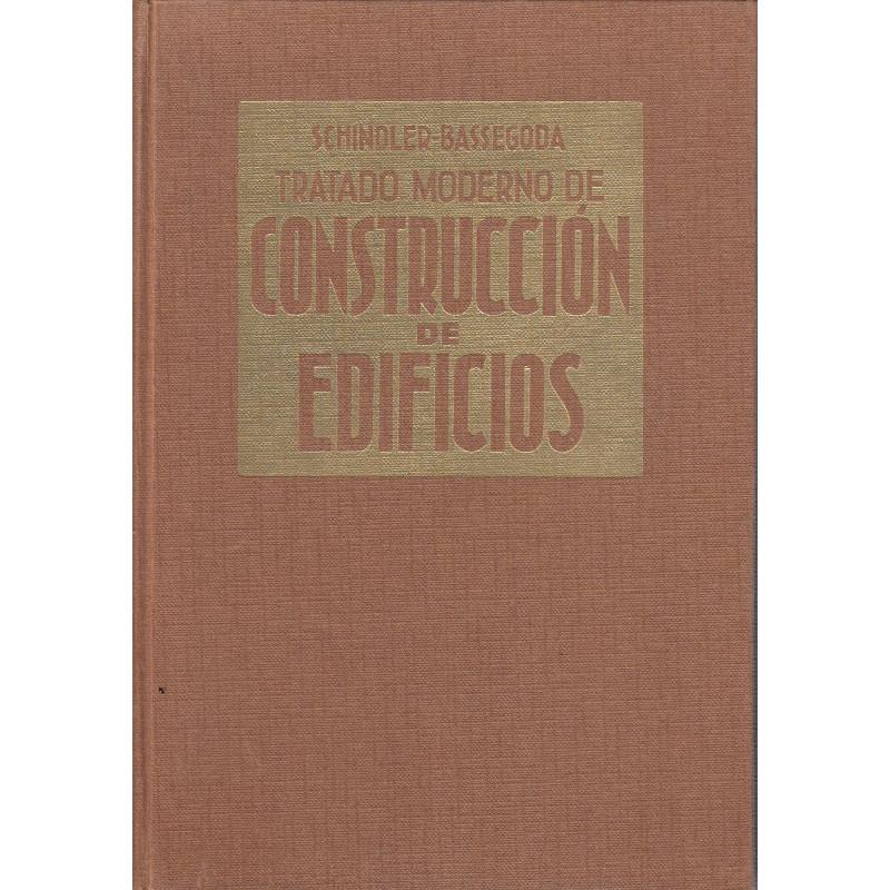 TRATADO MODERNO DE CONSTRUCCIÓ DE EDIFICIOS