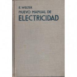 NUEVO MANUAL DE ELECTRICIDAD. Fundamentos y Aplicaciones