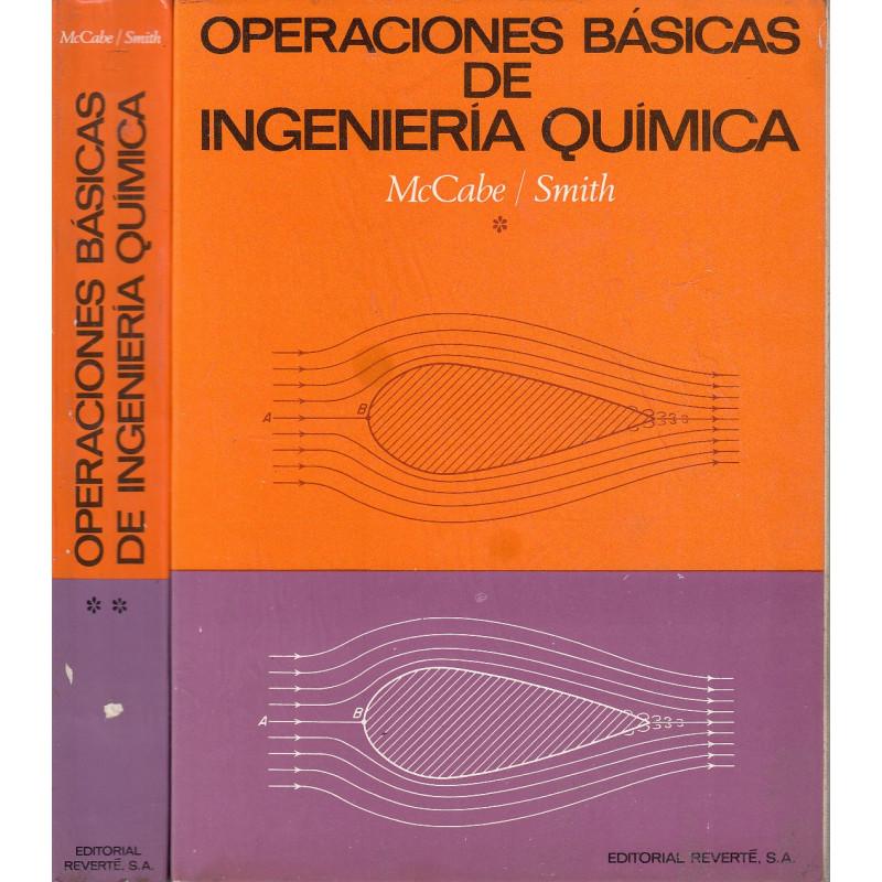 OPRERACIONES BÁSICAS DE INGENIERIA QUIMICA