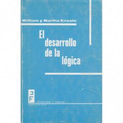 EL DESARROLLO DE LA LÓGICA