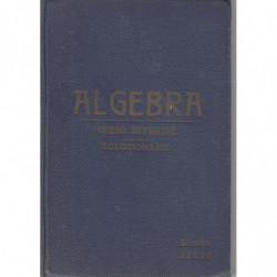 ÁLGEBRA SUPERIOR, SOLUCIONARIO. Ejercicios y Problemas contenidos en ELEMENTOS DE ALGEBRA