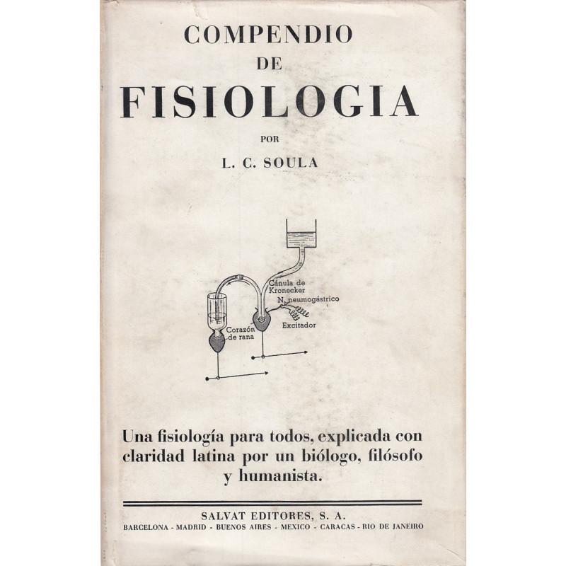 COMPENDIO DE FISIOLOGÍA