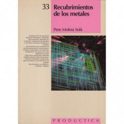 RECUBRIMIENTOS DE LOS METALES