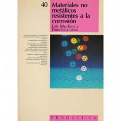 MATERIALES NO METÁLICOS RESISTENTES A LA CORROSIÓN