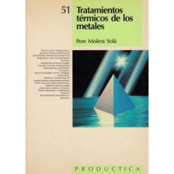 TRATAMIENTOS TÉRMICOS DE LOS METALES