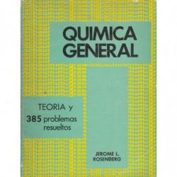 QUÍMICA GENERAL Serie de Compendios Schaum. TEORÍA Y 385 PROBLEMAS RESUELTOS