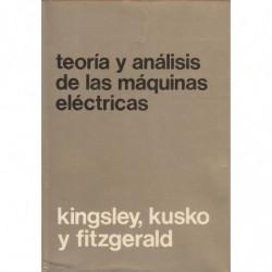 TEORÍA Y ANÁLISIS DE LAS MÁQUINAS ELÉCTRICAS