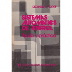SISTEMAS AUTOMÁTICOS DE CONTROL Teoría y Práctica