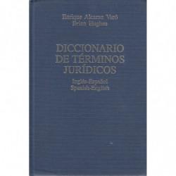 DICCIONARIO DE TÉRMINOS JURÍDICOS Inglés-Español / Spanish-English