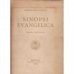 SINOPSI EVANGELICA Text Grec i Versió Catalana