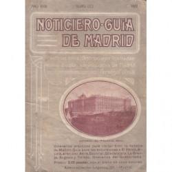 NOTICIERO-GUIA DE MADRID (Arreglado por un Reportero) AÑO XXVI