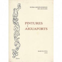 PINTURES I AIGUAFORTS