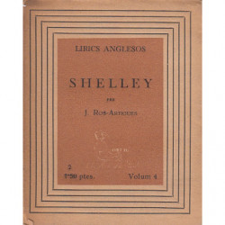 Lirics Anglesos Vol. 4 / SHELLEY