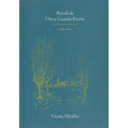 RECULL DE L'ARCA GUARDA-ESCRITS / (1905-1993)