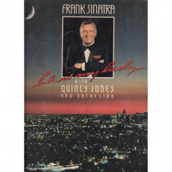 FRANK SINATRA. L.A. IS MY LADY with QUINCY JONES and ORCHETRA