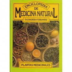 PLANTAS MEDICINALES. Vol. 2 de la ENCICLOPEDIA DE MEDICINA NATURAL