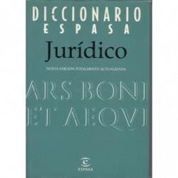 DICCIONARIO ESPASA JURÍDICO
