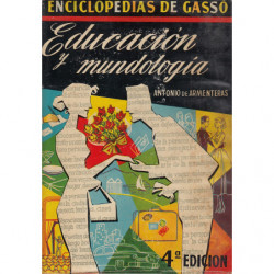EDUCACIÓN Y MUNDOLOGÍA
