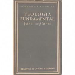 TEOLOGÍA FUNDAMENTAL PARA SEGLARES
