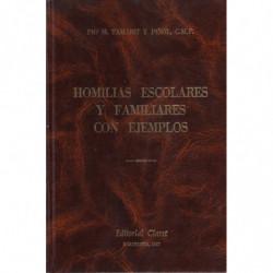 HOMILIAS ESCOLARES Y FAMILIARES CON EJEMPLOS