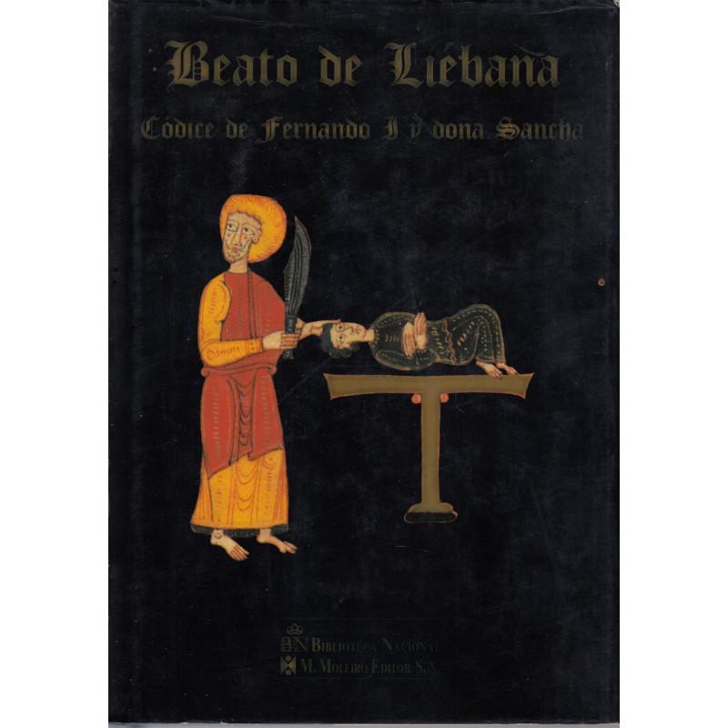 EL BEATO DE LIEBANA. Códice de Fernando I y Doña Sancha.