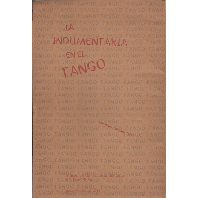 LA INDUMENTARIA EN EL TANGO