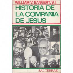 HISTORIA DE LA COMPAÑÍA DE JESÚS