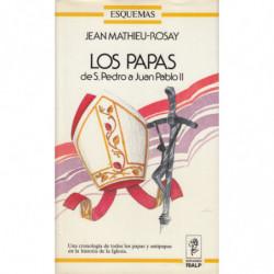 LOS PAPAS DE SAN PEDRO A JUAN PABLO II