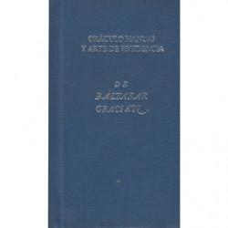ORÁCULO MANUAL Y ARTE DE PRUDENCIA (facsímil de edición 1647)