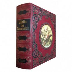 BIBLIA DE JERUSALÉN ILUSTRADA