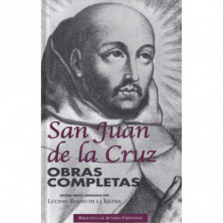 OBRAS COMPLETAS DE SAN JUAN DE LA CRUZ, Doctor de la Iglesia