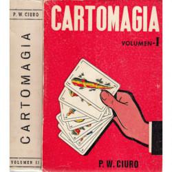 CARTOMAGIA 2 Tomos OBRA COMPLETA