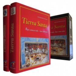 TIERRA SANTA Edición de 2 Tomos OBRA COMPLETA