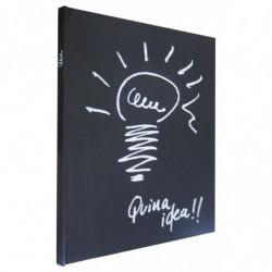 QUINA IDEA. Una Reflexió Gràfica Sobre la Llum i les Idees