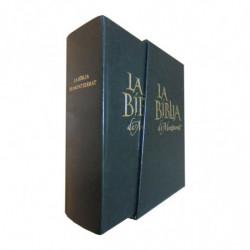 LA BÍBLIA. Versió dels Textos Originals i Notes pels Monjos de Montserrat