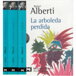 LA ARBOLEDA PERDIDA. Los 5 Libros en 3 Vols. OBRA COMPLETA