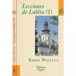 LECCIONES DE LUBLIN (I y II) 2 Tomos OBRA COMPLETA