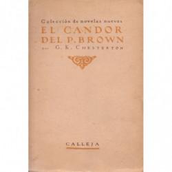 EL CANDOR DEL PADRE BROWN. Traducción de Alfonso Reyes