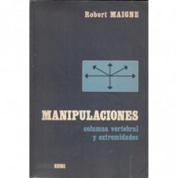 MANIPULACIONES. Columna Vertebral y Extremidades