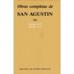 CARTAS (3º) 188-270; 1*-20*. OBRAS COMPLETAS DE SAN AGUSTIN  Tomo XIb. Edición Bilingüe.