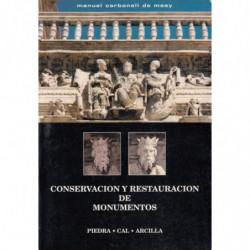 CONSERVACIÓN Y RESTAURACIÓN DE MONUMENTOS Piedra - Cal - Arcilla