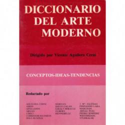 DICCIONARIO DEL ARTE MODERNO Conceptos-Ideas-Tendencias