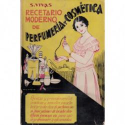 RECETARIO MODERNO DE PERFUMERIA Y COSMETICA