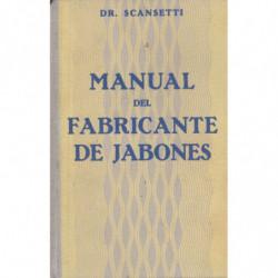 MANUAL DEL FABRICANTE DE JABONES