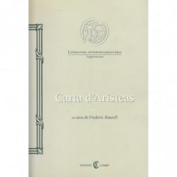 CARTA D'ARISTEAS. Literatura Intertesamentària / Fundació Bíblica Catalana.