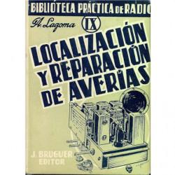 LOCALIZACION Y REPARACION DE AVERIAS Biblioteca Practica de Radio IX