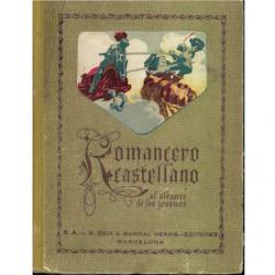 ROMANCERO CASTELLANO AL ALCANCE DE LOS JÓVENES