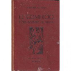EL COMERCIO Y SUS AGENTES DE VENTA VOL I