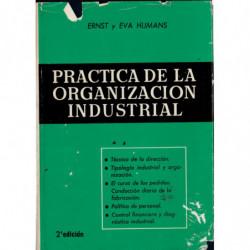 PRACTICA DE LA ORGANIZACION INDUSTRIAL